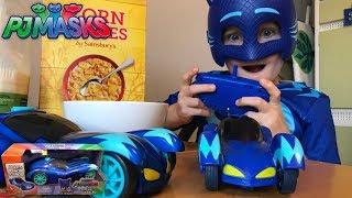 PJ Mask New Light-Up R/C Cars (Disney Junior)