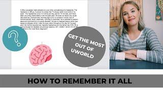 UWorld's NCLEX Question Bank Videos - 9tube tv