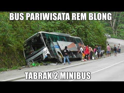 Xxx Mp4 GEGER Bus Rem Blong Tabrak Minibus Di Sitinjau Lauik 3gp Sex