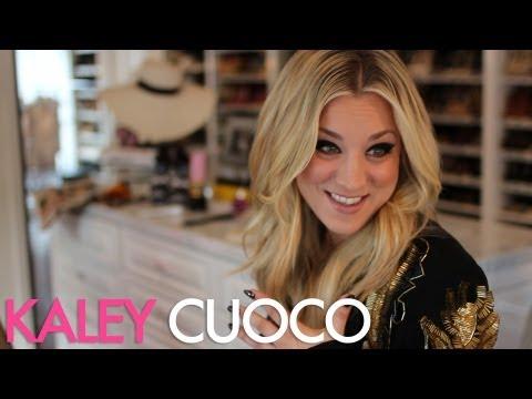 Kaley Cuoco Makeup / Grammys 2013 | Jamie Greenberg Makeup