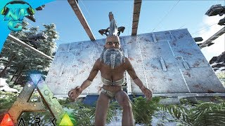 ARK Survival Evolved Fun with Tek Armor and Broodmother