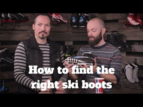 Cross Country Ski Boots - How to find the right ski boots | SkatePro.com