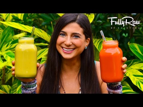 JUICES vs. SMOOTHIES: Which One is Better?