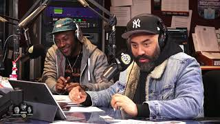 Ebro In The Morning React To Lil