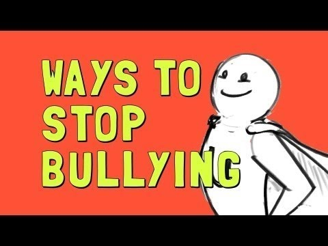 Wellcast - Ways to Stop Bullying