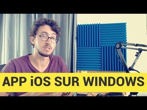 Créer des App iOS sur Windows