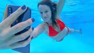 iPhone XS Max Underwater Test 💦