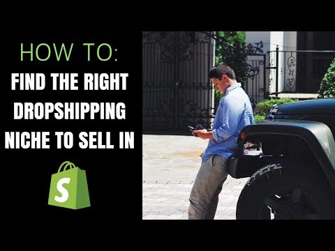 How To Find A Profitable Dropshipping Niche