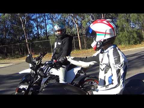 Max Two Wheels Grom Vs CTX700N