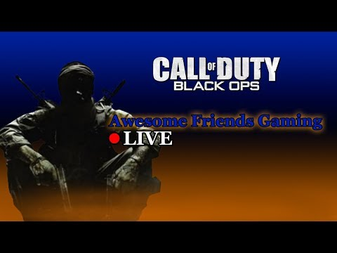 Let's Play the Campaign - CoD: Black Ops LIVE