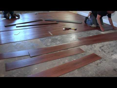 3 - Installation - Legacy Luxury Vinyl Tiles & Planks - Click flooring