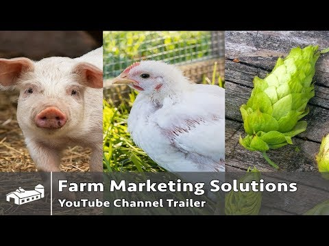 2018 Farm Marketing Solutions Channel Trailer