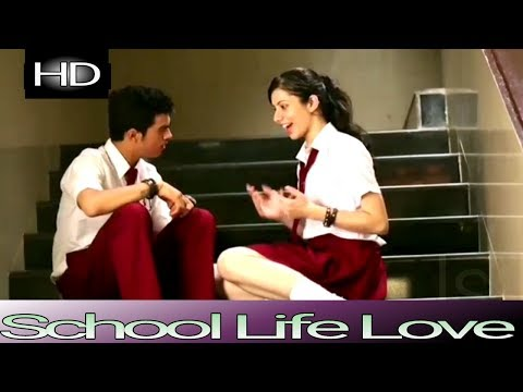 School life Love at first sight HD song    2018 New hindi album song