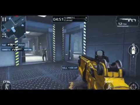 MODERN COMBAT 5 Matches!! (With Commentary)