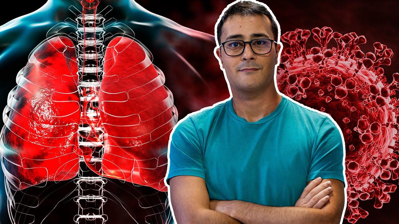 O que o CORONAVÍRUS faz no corpo | Prof. Paulo Jubilut
