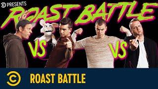 u.a mit Benni Stark vs. Nikita Miller | Roast Battle | S03E09 | Comedy Central Deutschland