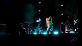 Khalid live in concert with Normani Love Lies