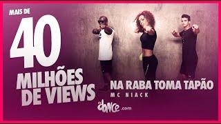 Na Raba Toma Tapão - MC Niack | FitDance TV (Coreografia Oficial) | #FiqueEmCasa e Dance #Comigo