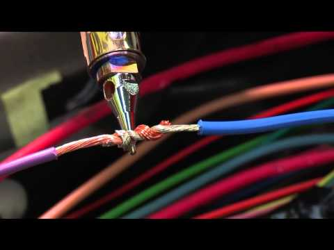 Automobile Harness and Wire Repair, How to Solder and protect wires