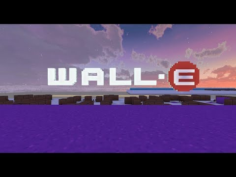 WALL-E - Define Dancing [Minecraft Noteblocks]