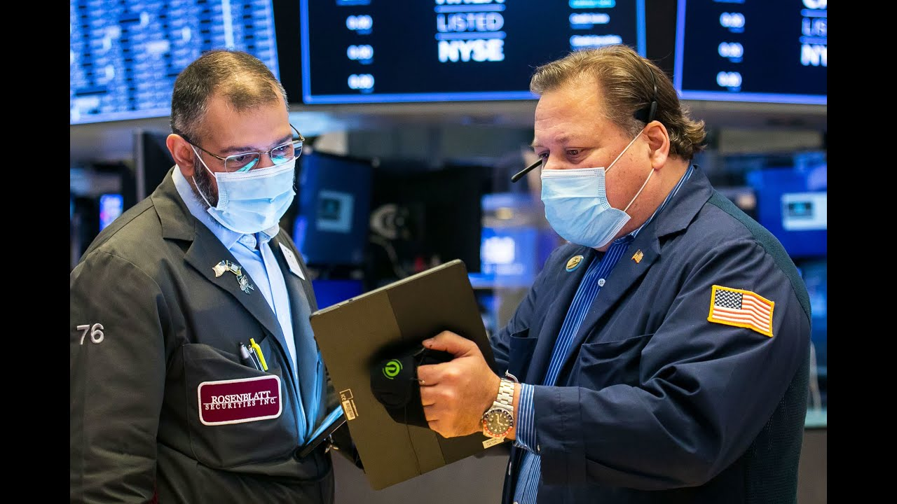 Stocks face the crosscurrents of higher interest rates and fiscal
