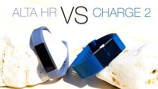 Confronto Fitbit ALTA HR vs CHARGE 2: i due migliori cardiofrequenzimetri non professionali