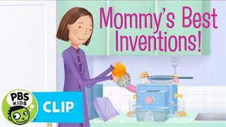 Mommy's Best Inventions | PINKALICIOUS & PETERRIFIC