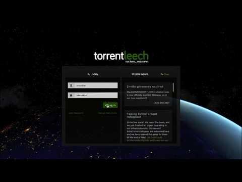 Inside Torrentleech 2017