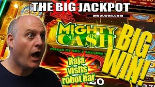 MIGHTY CASH WIN! FREE GAME BONUS ROUND 💸💸💸