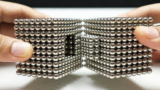 100% Satisfying - Playing with 1,728 Sphere Magnets
