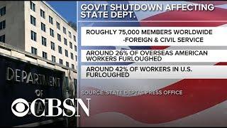 Download Shutdown straining U.S. diplomats worldwide Video
