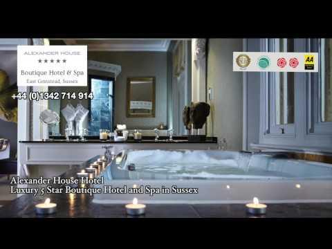 Luxury Spa Weekend Breaks UK - Alexandra House Hotel & Spa