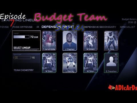 Madden 25 Ultimate Team | How NOT to clock 101 + saving coins! | MUT 25 Budget Team