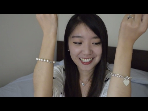 Tiffany and Co. Bracelets [Bead Bracelet vs. Chain Bracelet in sterling silver]