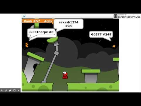 Scratch - Cloud Platformer Multiplayer Fun - Part 1