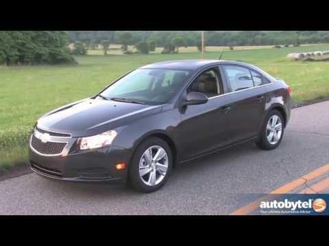 Cruze Diesel Fuel Economy Report - 2014 Chevrolet Cruze Diesel Test Drive & Car Video Review