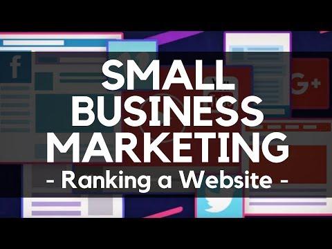 Small Business Marketing-Ranking a website - Business Marketing from ProfileTree Digital Agency