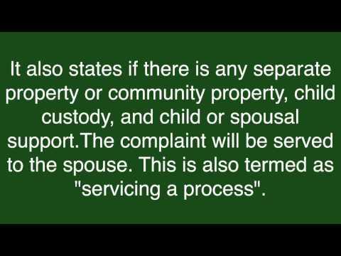 Divorce in NY State