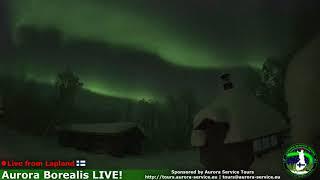 Christmas northern lights! Incredible night!