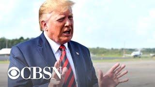 Voters increasingly skeptical of Trump's handling of economy