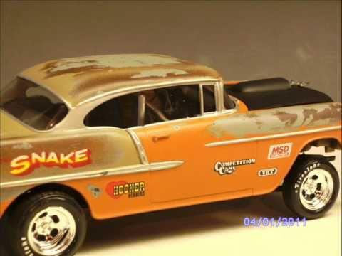 Rusty weathered models. Enjoy!