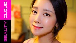 Download ENG) 비오는날 예뻐보이는 '우기 메이크업' Korean water glow makeup - U:NA BEAUTY CLOUD #26 뷰티클라우드 유나 Video