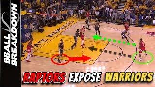 2019 NBA Finals Game 4: Raptors EXPOSE Warriors