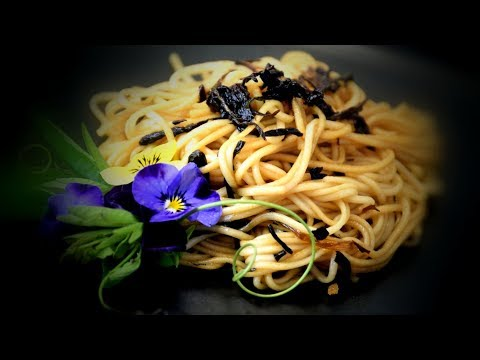 Shanghai Noodles (Chinese Style Cooking Recipe)