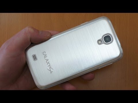 Galaxy S4 Metal Back Replacement Review