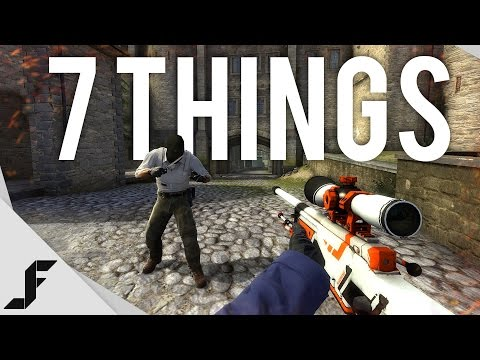 7 Things you didn't know about CSGO!