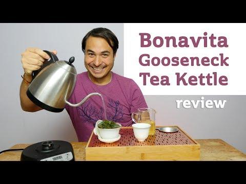 Bonavita Gooseneck Variable Temperature Kettle Review