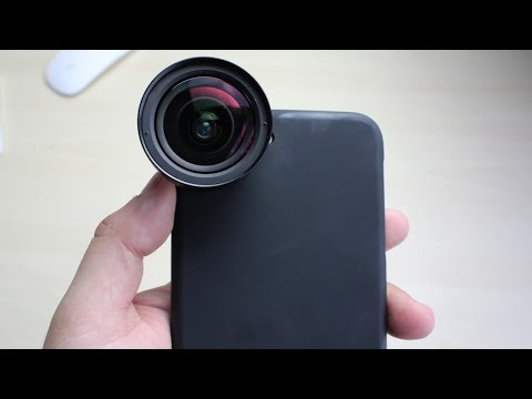 The iPhone Camera Lens You Need!