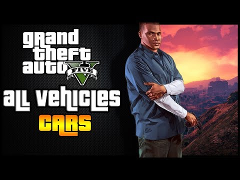 How many vehicles are in GTA 5 Online | The ''Cars'' Group