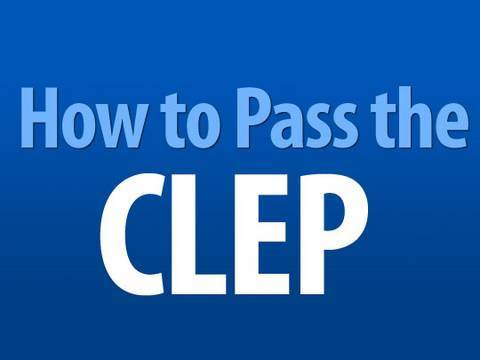 How to Pass the CLEP and Get College Credit on eduFire
